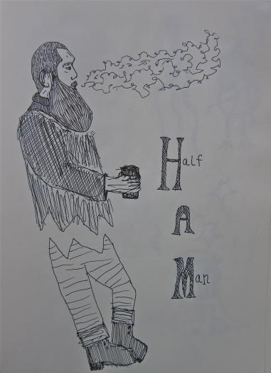 friendly sketch